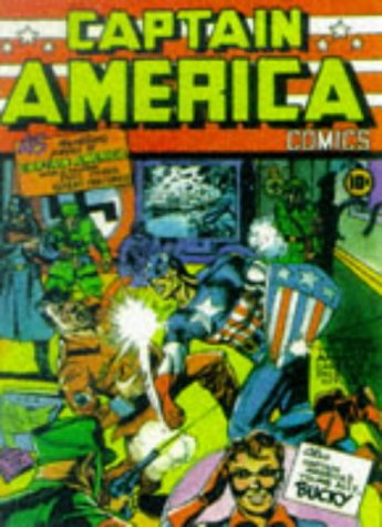 Captain America: The Classic Years Vol. 1 Cover