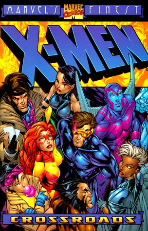X-Men: Crossroads Cover