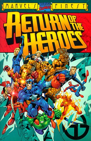Return Of The Heroes Cover