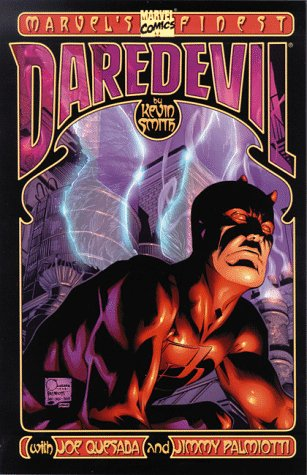 Daredevil: Marvel's Finest Cover