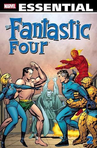 Essential Fantastic Four Vol. 2 Cover