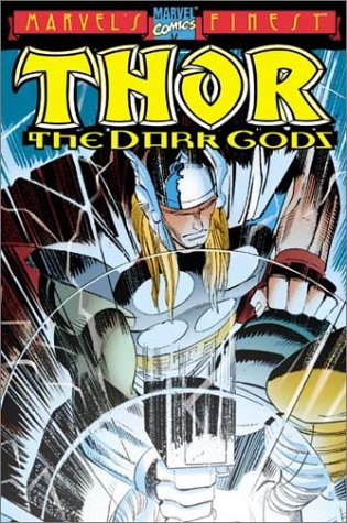 Thor: The Dark Gods Cover