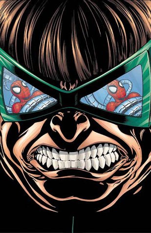 Spider-Man vs. Doctor Octopus Cover