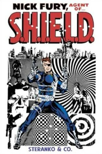 Nick Fury, Agent Of S.H.I.E.L.D. Cover