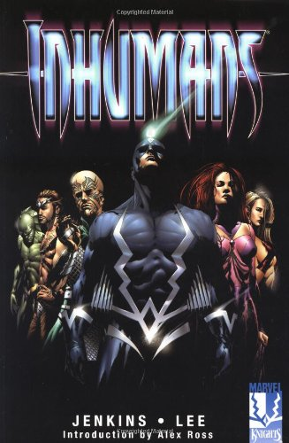 The Inhumans Cover