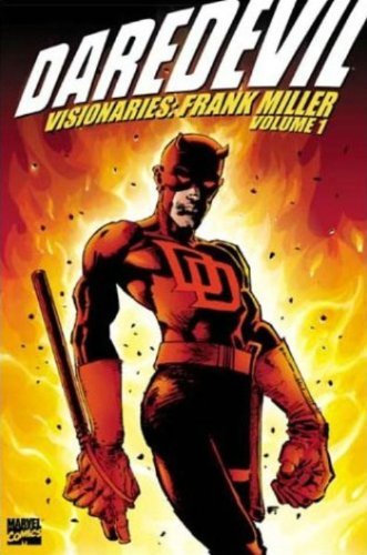 Daredevil Visionaries: Frank Miller Vol. 1 Cover