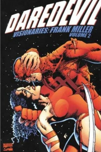 Daredevil Visionaries: Frank Miller Vol. 2 Cover