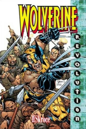 Wolverine: Blood Debt Cover