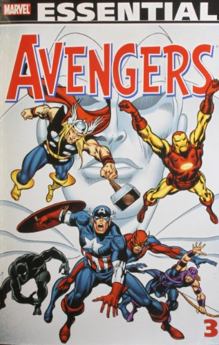 Essential Avengers Vol. 3 Cover