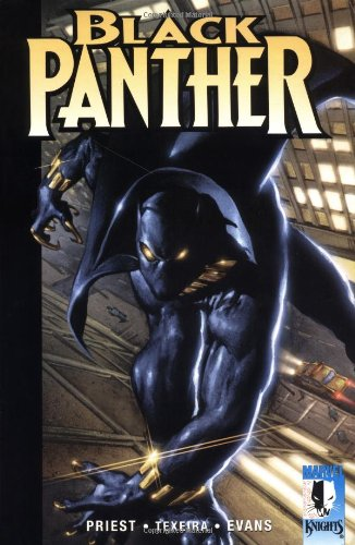 Black Panther: The Client Cover