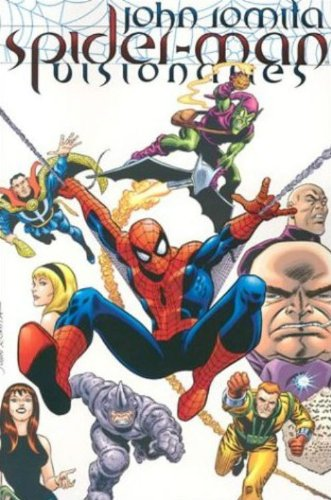 Spider-Man Visionaries: John Romita Sr. Cover