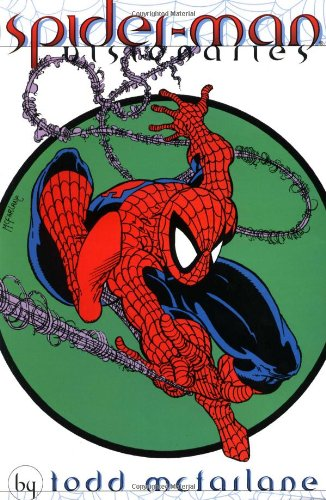 Spider-Man Visionaries: Todd McFarlane Vol. 1 Cover