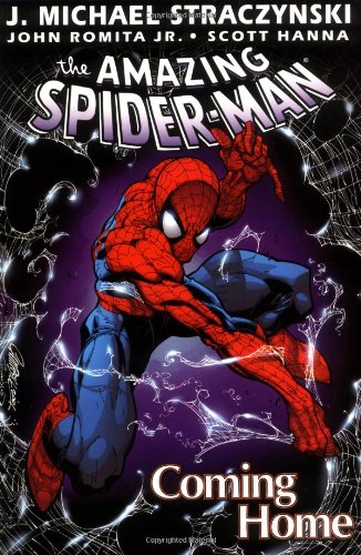 Amazing Spider-Man Vol. 1: Coming Home Cover