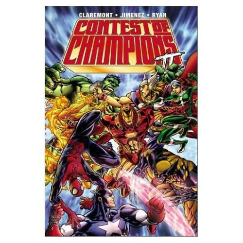 Contest Of Champions II Cover
