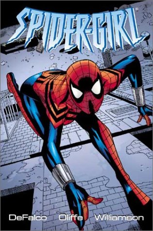 Spider-Girl Cover