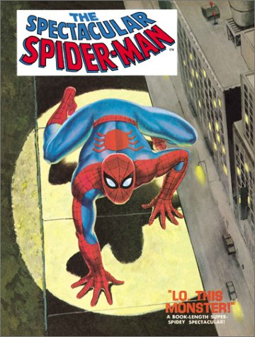 Spectacular Spider-Man Facsimile Cover