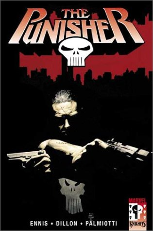 Punisher Vol. 2: Army Of One Cover