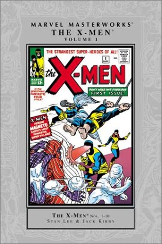 Marvel Masterworks: The X-Men Vol. 1 Cover