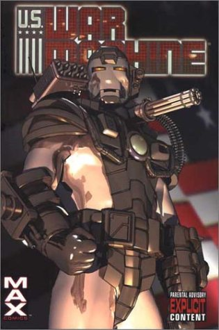 U.S. War Machine Cover