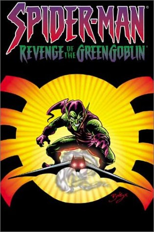 Spider-Man: Revenge Of The Green Goblin Cover