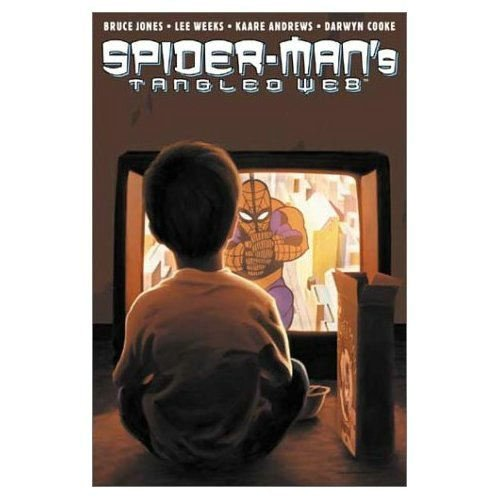 Spider-Man's Tangled Web Vol. 2 Cover