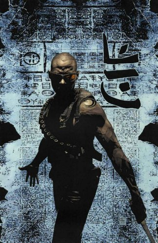 Blade II: Official Comic Adaptation Cover