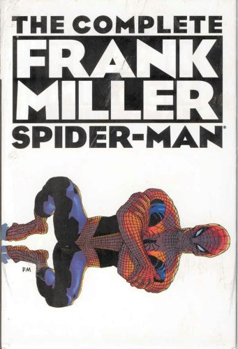 The Complete Frank Miller Spider-Man Cover