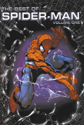 The Best Of Spider-Man Vol. 1  Cover
