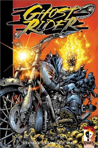 Ghost Rider: The Hammer Lane Cover