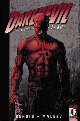 Daredevil Vol. 2 Cover