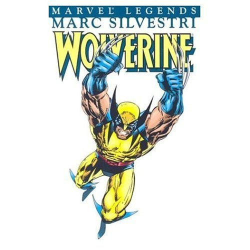 Wolverine Legends Vol. 6: Marc Silvestri  Cover