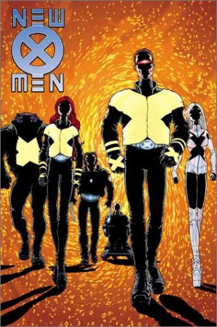 New X-Men Vol. 1 Cover