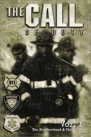 The Call Of Duty Vol. 1: The Brotherhood And The Wagon Cover