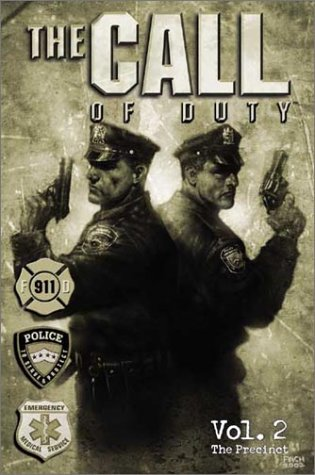 The Call Of Duty Vol. 2: The Precinct Cover