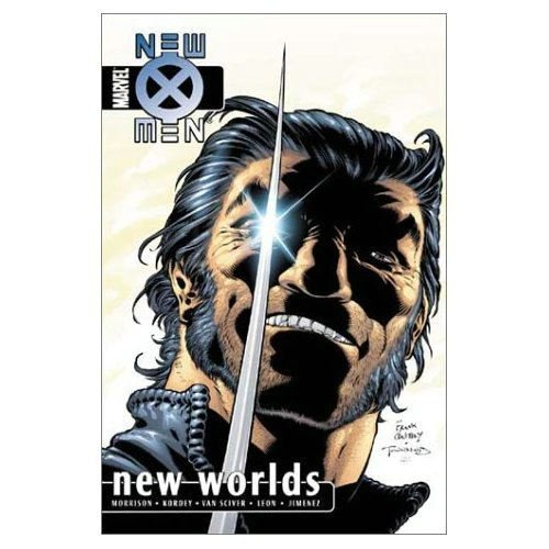 New X-Men Vol. 3: New Worlds Cover