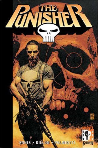 Punisher Vol. 1 Cover