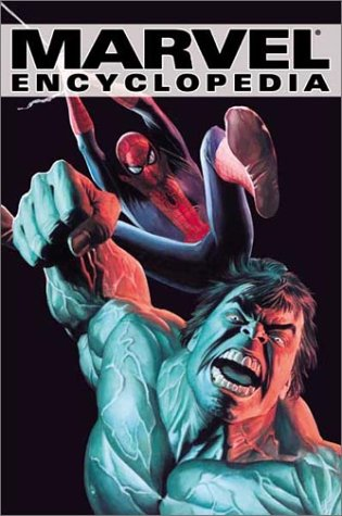 The Marvel Encyclopedia Vol. 1  Cover