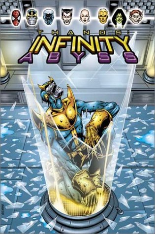 Thanos: Infinity Abyss Cover
