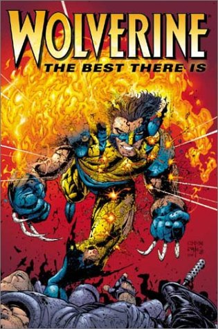 Wolverine: The Best There Is Cover