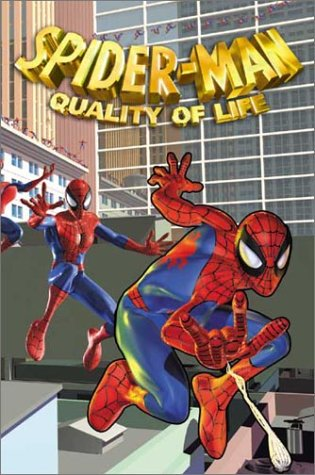 Spider-Man: Quality Of Life Cover