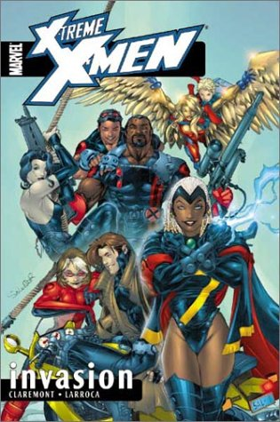 X-Treme X-Men Vol. 2: Invasion Cover