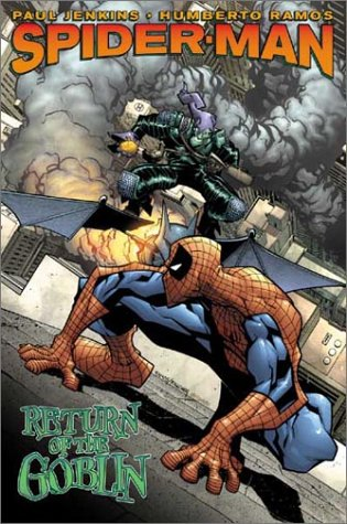 Peter Parker, Spider-Man: Return Of The Goblin Cover