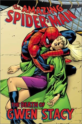 Spider-Man: The Death Of Gwen Stacy Cover