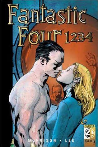 Fantastic Four: 1234 Cover