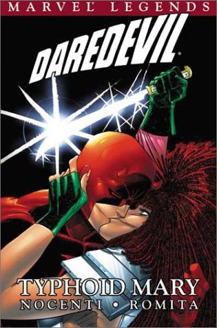 Daredevil Legends Vol. 4: Typhoid Mary  Cover