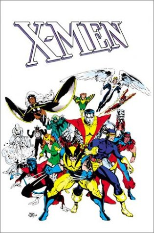 X-Men Legends: Arthur Adams Cover