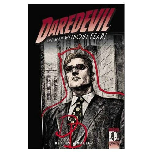 Daredevil Vol. 5: Out Cover