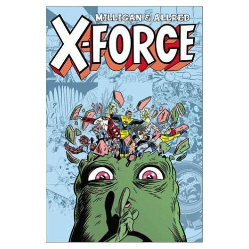 X-Force Vol. 2: Final Chapter Cover