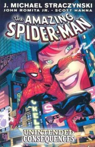 Amazing Spider-Man Vol. 5: Unintended Consequences Cover