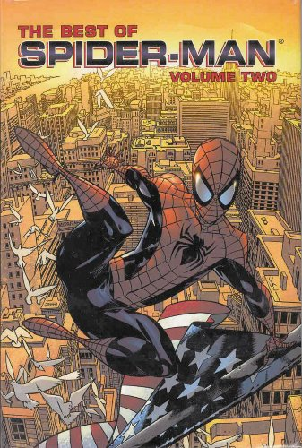 The Best Of Spider-Man Vol. 2  Cover